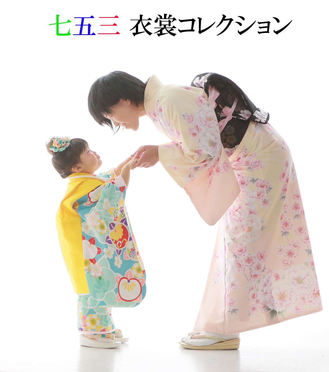 衣装 スタジオ アリス 七五三
