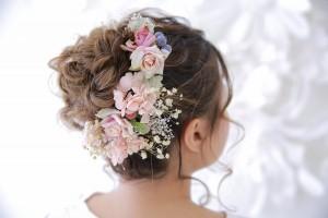 2400髪飾りピンク
